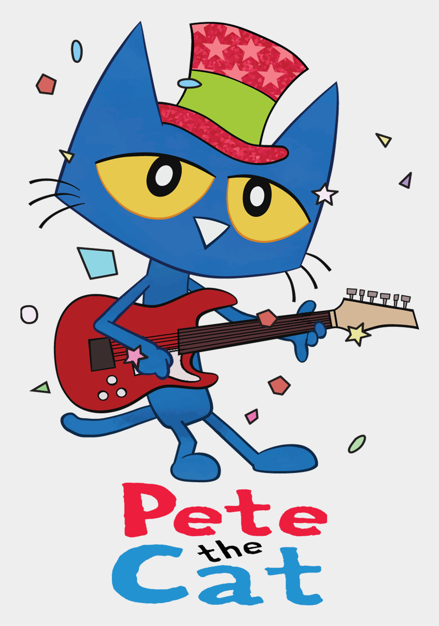 pete the cat clip art, Cartoons - Pete The Cat - Pete The Cat Amazon Prime