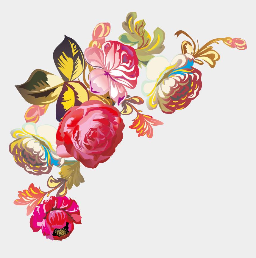 flower bouquet clip art, Cartoons - Flower Bouquet Floral Design Nosegay Clip Art - Flower Design Png