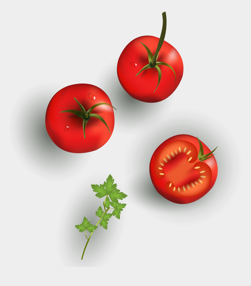 tomatoes clipart, Cartoons - Cherry Tomato Vegetable Drawing Food - Vegetable Drawing With Texture