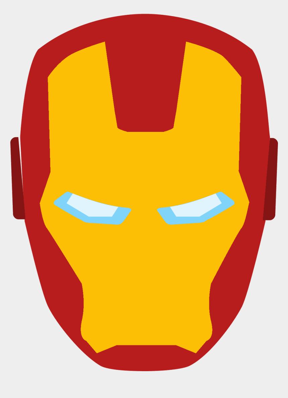 iron man clip art, Cartoons - Iron Man Icon - Logo Iron Man Png