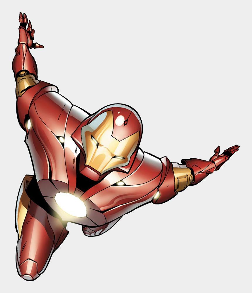 iron man clip art, Cartoons - Ultimate Comics Iron Man - Iron Man Transparent Comic