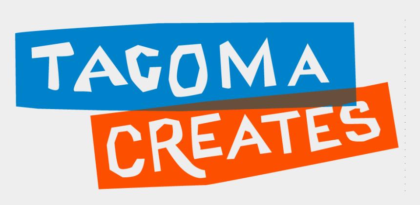 survey clip art, Cartoons - Tacoma Creates Logo