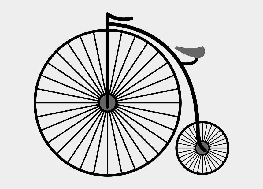 ferris wheel clip art, Cartoons - Big Ferris Wheel Transparent Background - Penny Farthing Bicycle Drawing