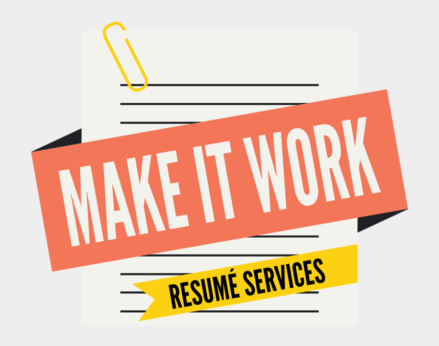 resume clip art, Cartoons - Make It Work Logo Design Branding Logo Icon Iconography - Graphic Design
