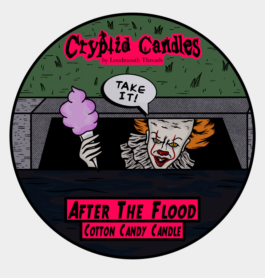 cotton candy clip art, Cartoons - Image Of After The Flood