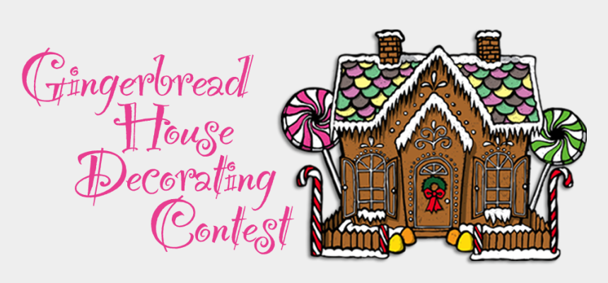 gingerbread clip art, Cartoons - Picture - Gingerbread House