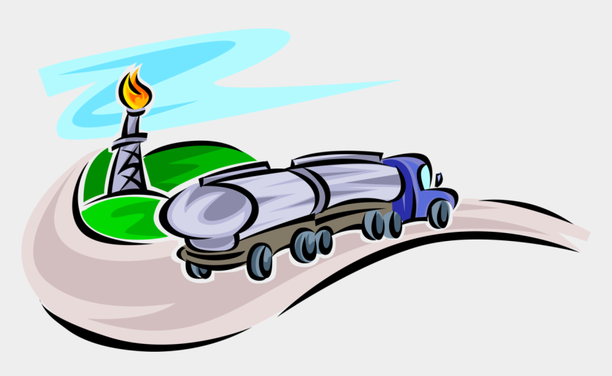 transportation clip art, Cartoons - Vector Transportation Truck