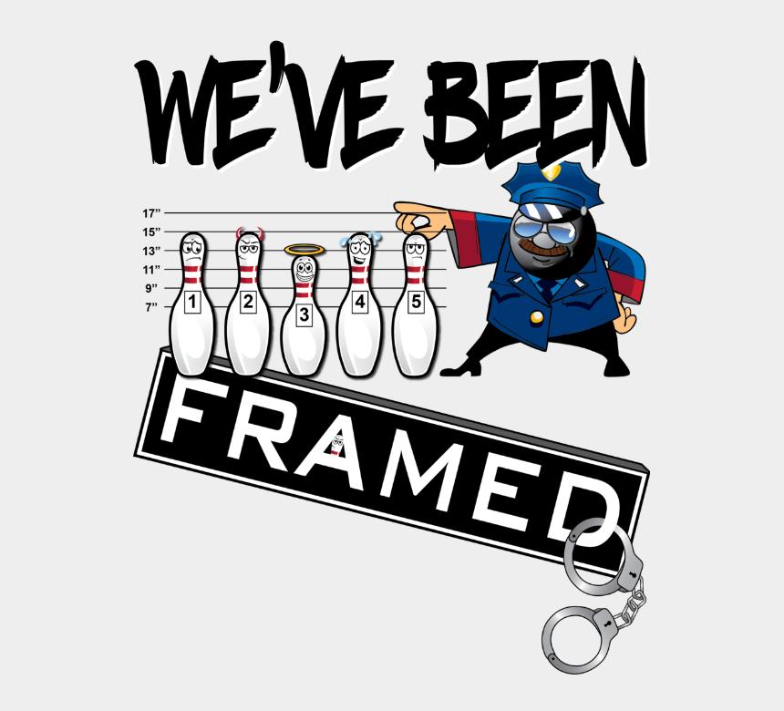 bowling pin clip art, Cartoons - We Ve Been Framed