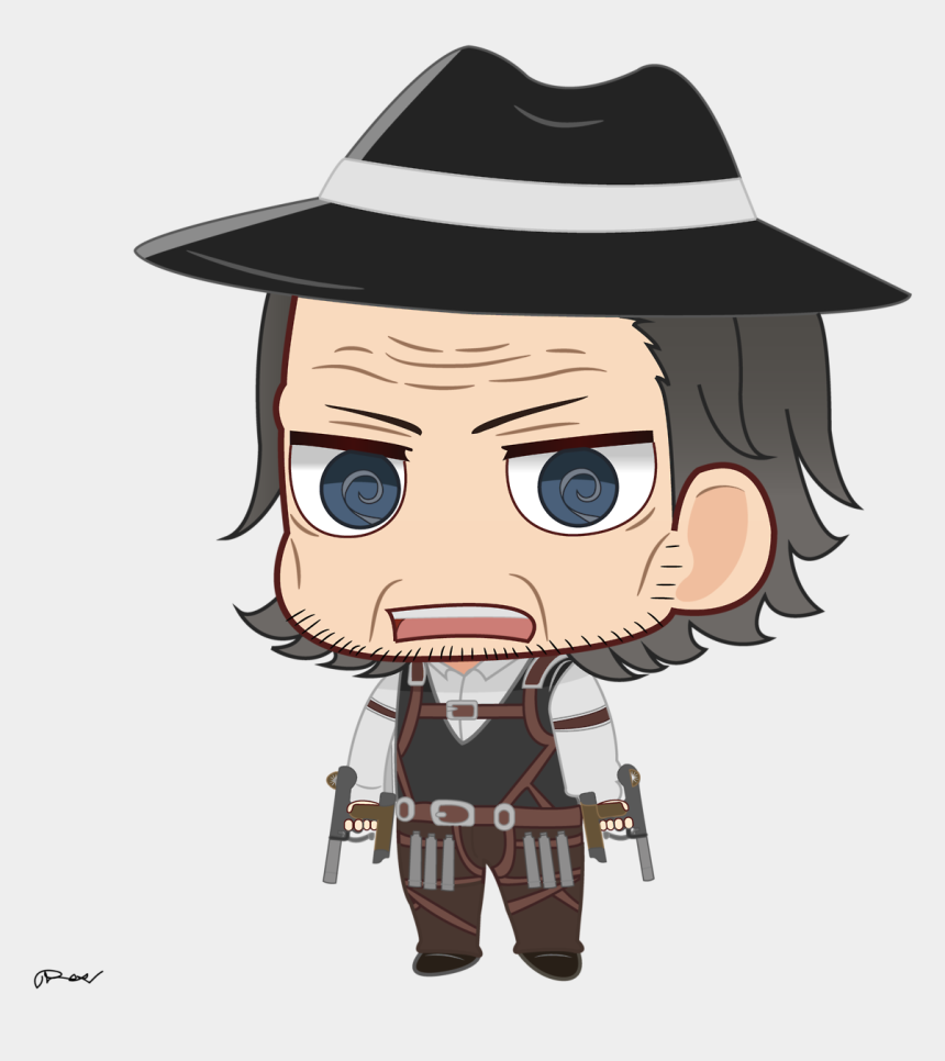 """laws clipart, Cartoons - """"the Law""""s Here To Shoot Down The Bad Guys """" - Attack On Titan Kenny Chibi"""