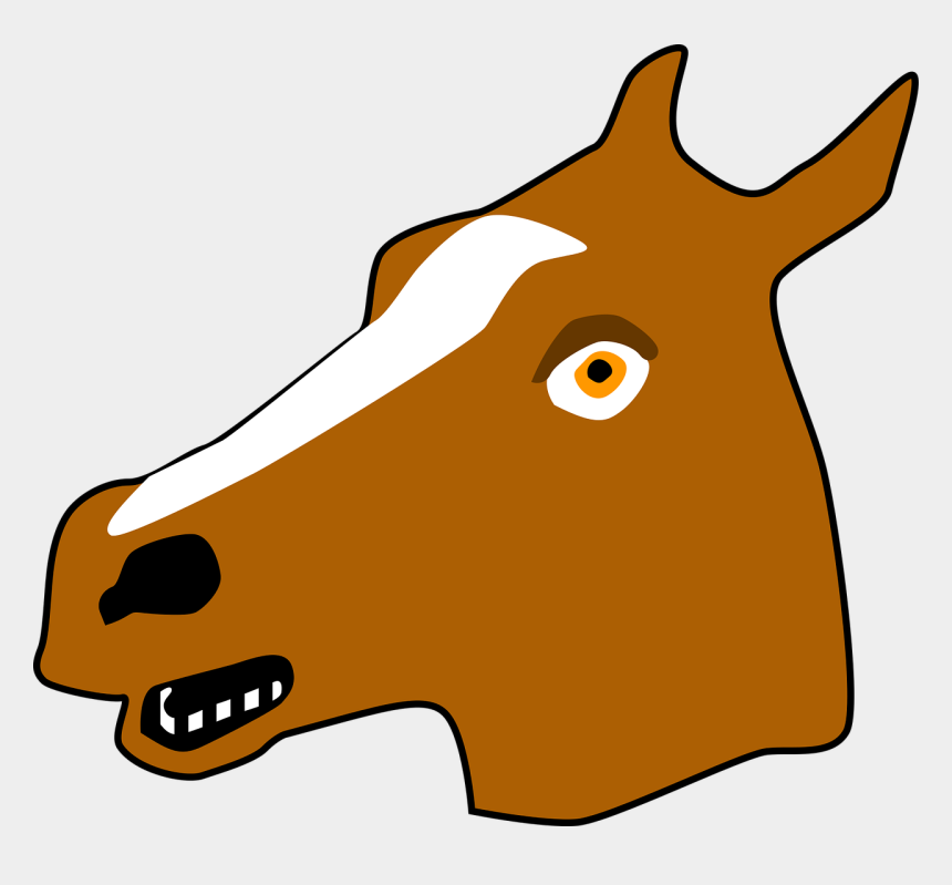 horse head clip art, Cartoons - Horse Mask Horse Mask Free Picture - Horse Mask Vector