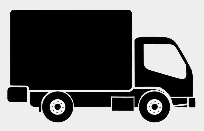 pick up truck clip art, Cartoons - Car Pickup Truck Peterbilt - Cargo Truck Silhouette Png
