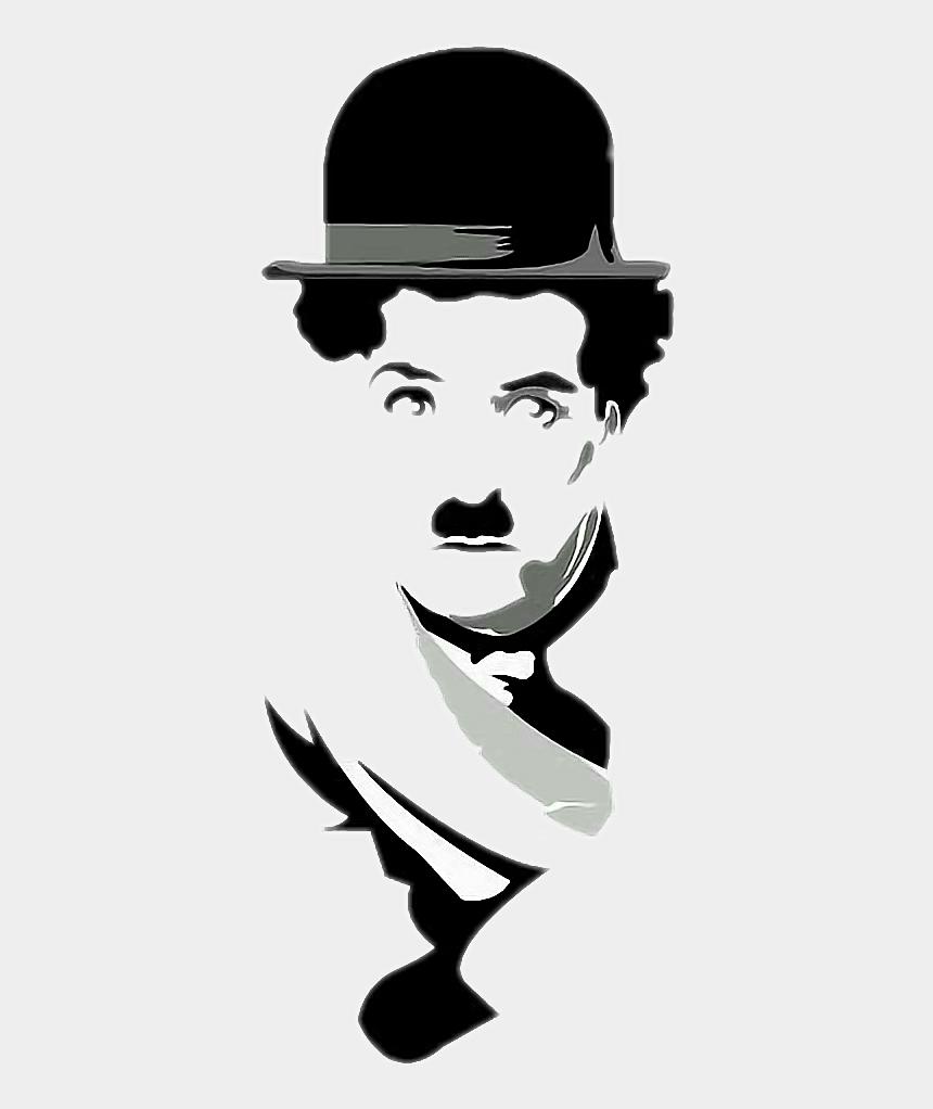 clipboard clipart, Cartoons - Charliechaplin Sticker - Illustration - Charlie Chaplin Dözleri