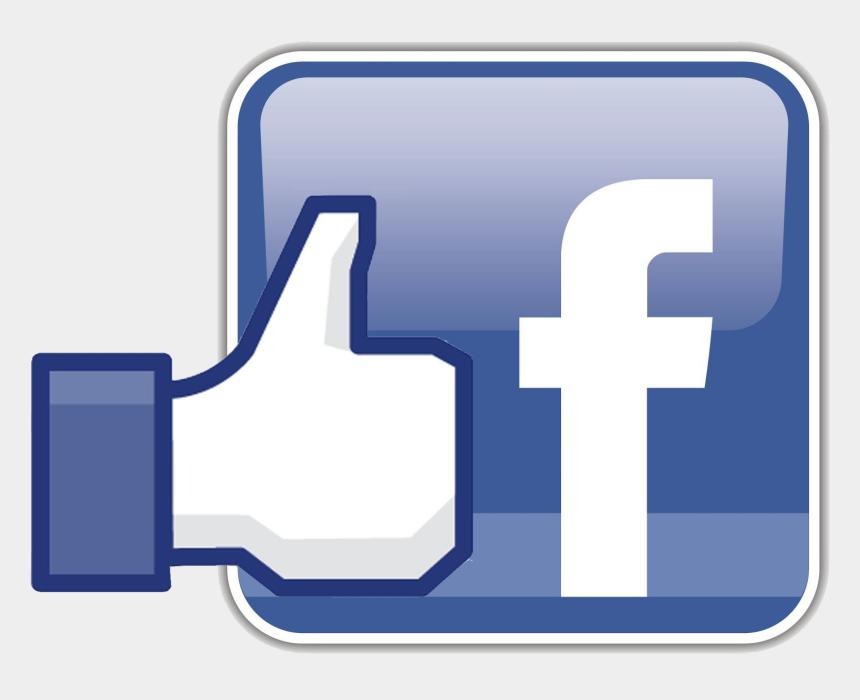 facebook clipart, Cartoons - Facebook Logo Png - Logo Facebook Like Png
