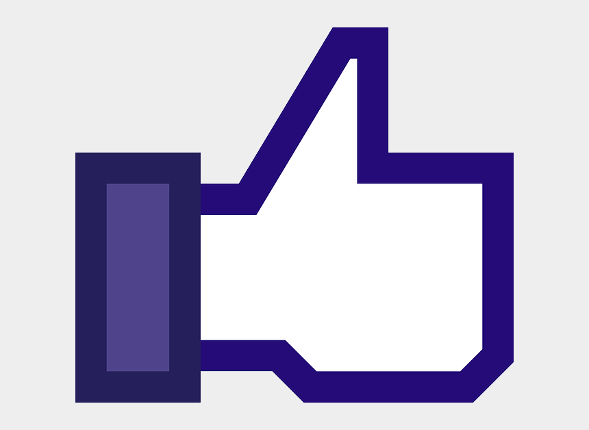 facebook clipart, Cartoons - Like Us Facebook Clipart Image - Like Clipart