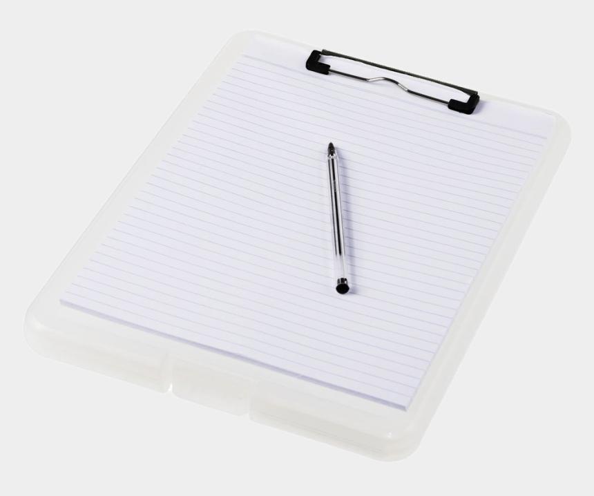 clipboard clipart, Cartoons - Clipboard And Pen - Tablet Computer