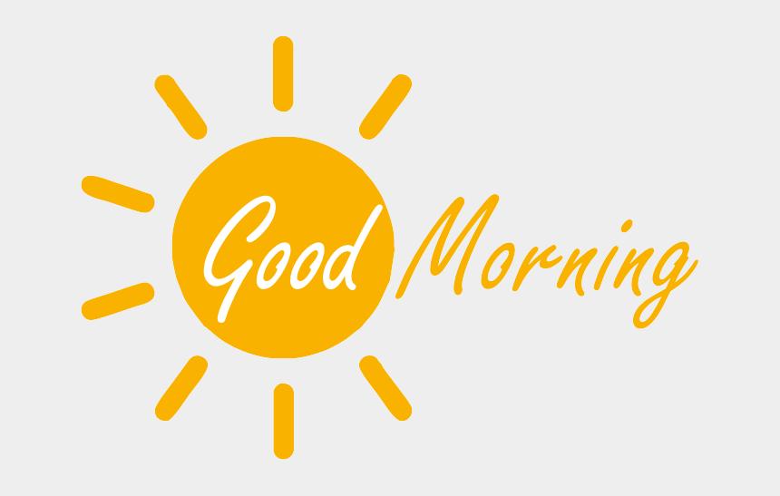 good morning clipart, Cartoons - Hq Good Morning Png Transparent Good Morning - Logo Good Morning Png