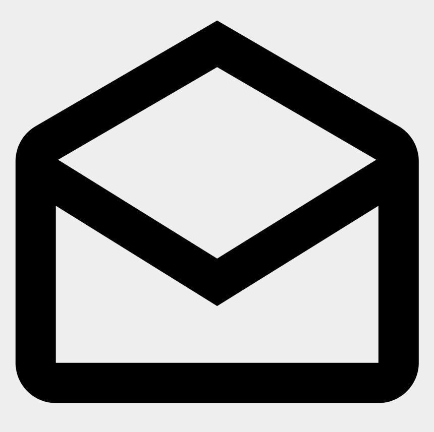 envelope clipart, Cartoons - Envelope Png Photo - 3d Modeling Flat Design