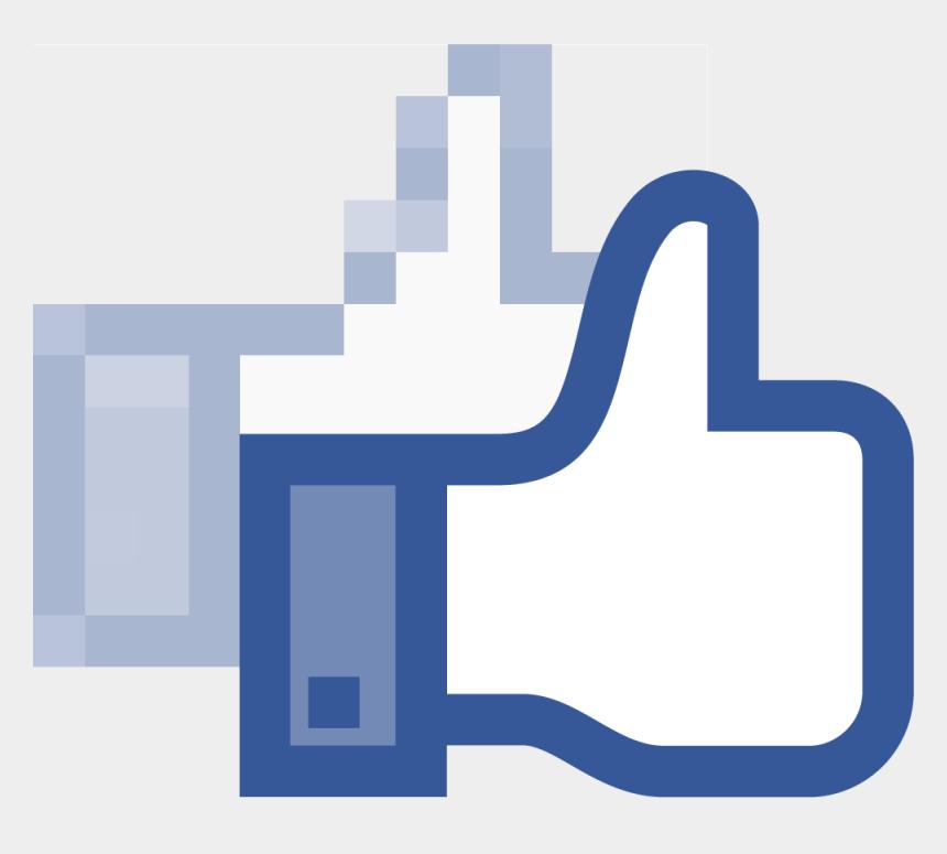 facebook clipart, Cartoons - Facebook Clipart - Image - Transparent Like Gif Png