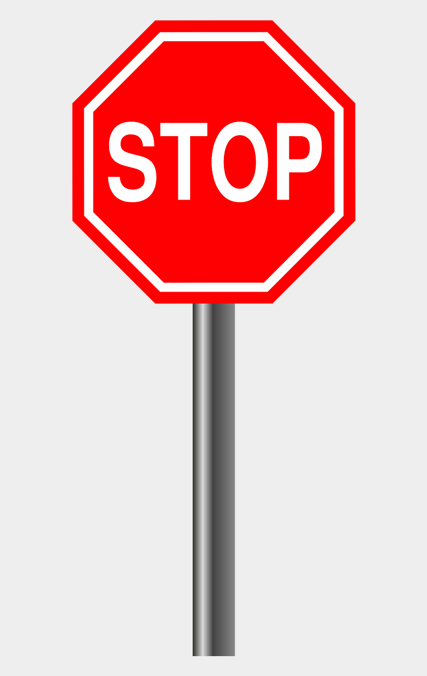 stop clipart, Cartoons - Stop Sign Clipart Png