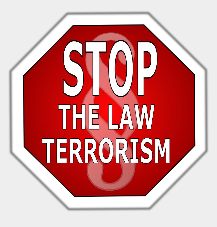 stop clipart, Cartoons - Clipart Info - Stop Terrorist Png