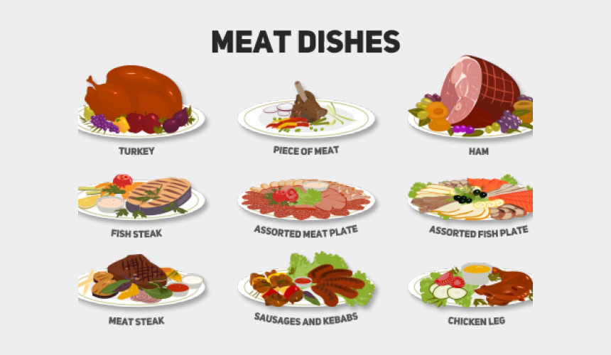 steak clipart, Cartoons - Steak Clipart Main Dish