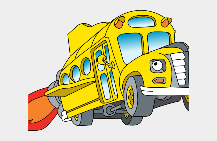 stop clipart, Cartoons - Driving Clipart Bus Stop Sign - Magic School Bus Face