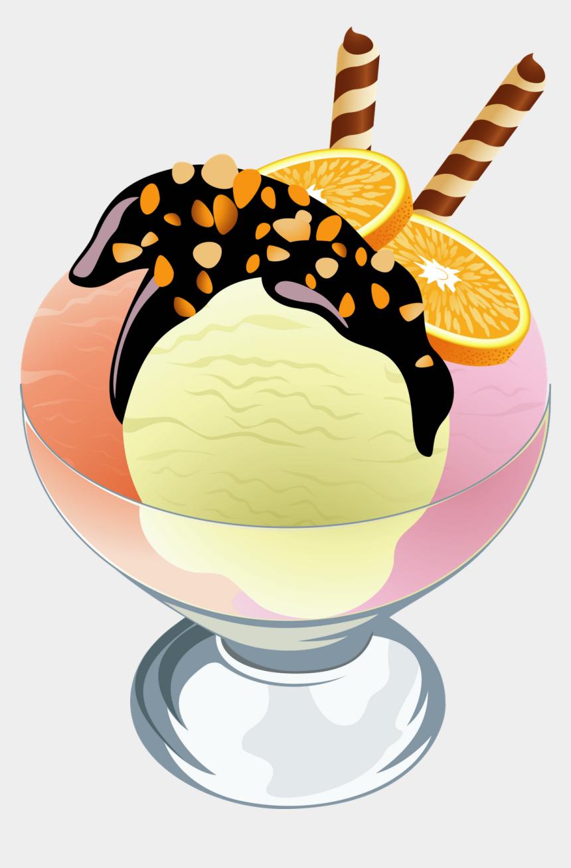 dessert clipart, Cartoons - Visita La Entrada Para Saber Más Ice Cream Treats, - Ice Cream Sundae Clipart Png