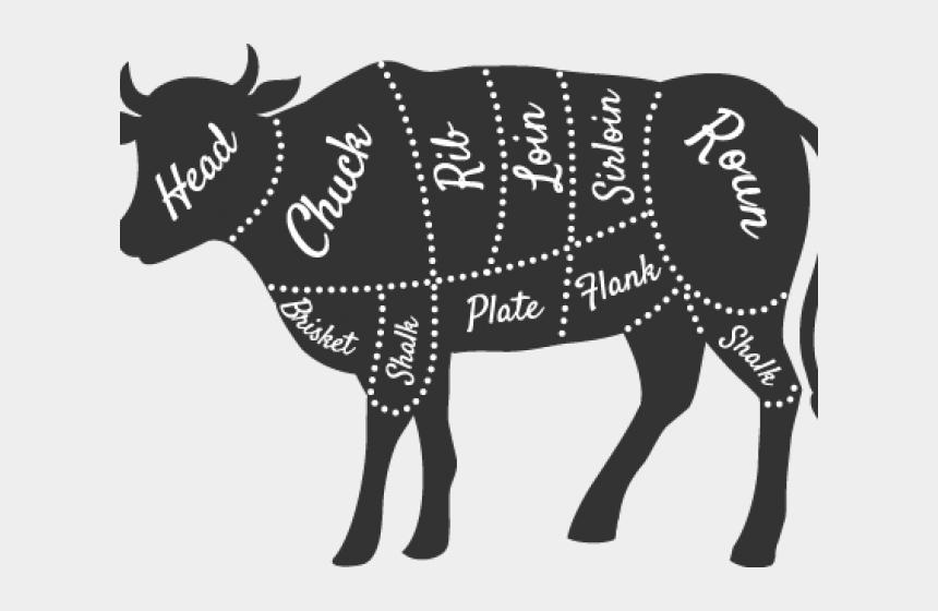 steak clipart, Cartoons - Steak Clipart Ground Beef - Working Animal