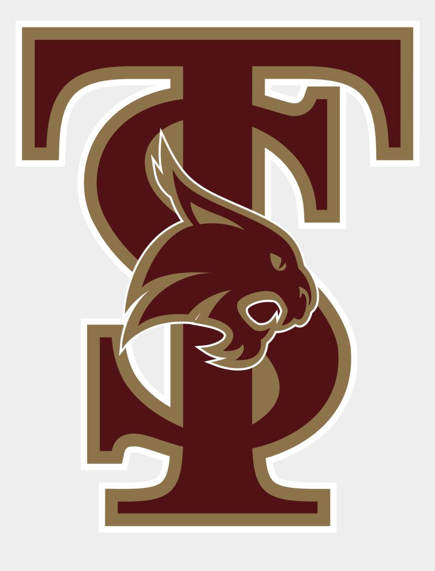 team clipart, Cartoons - Baseball Team Swoop Clipart - Bobcat Texas State University