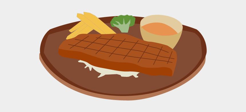 steak clipart, Cartoons - Steak Clipart Illustration - ステーキ イラスト 素材
