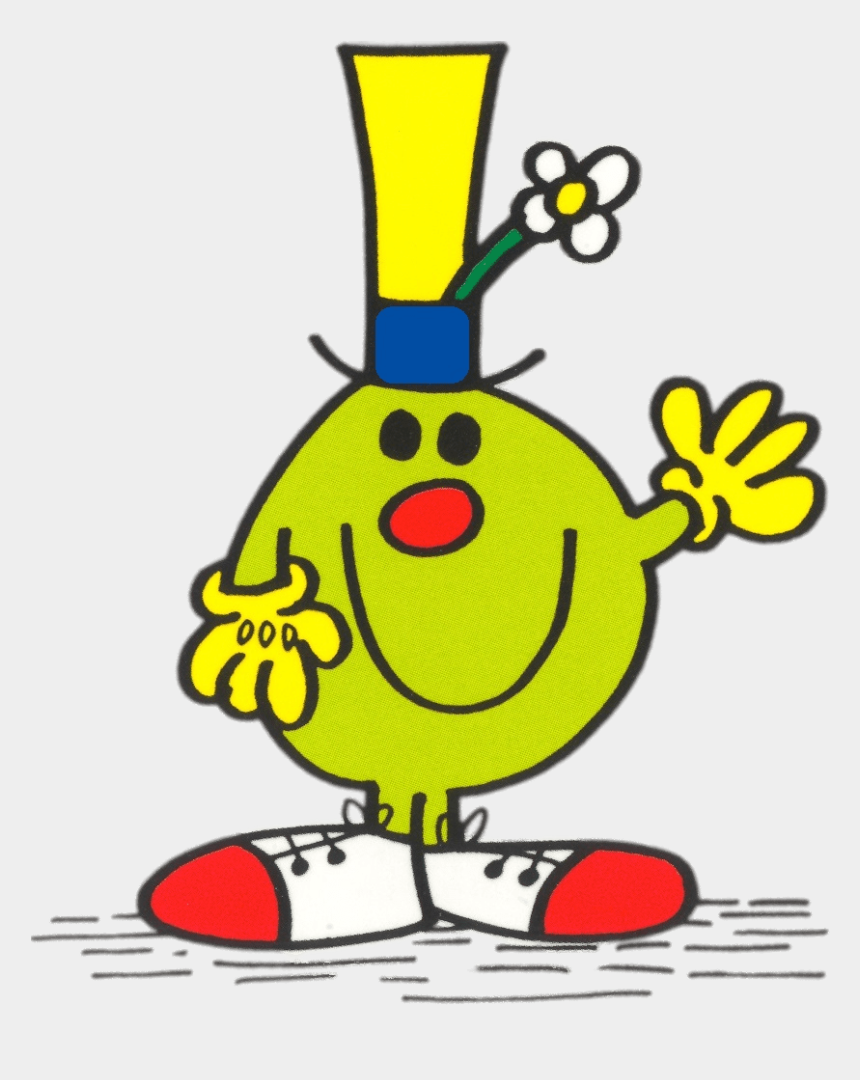 mr clipart, Cartoons - At The Movies - Mr Men Mr Funny
