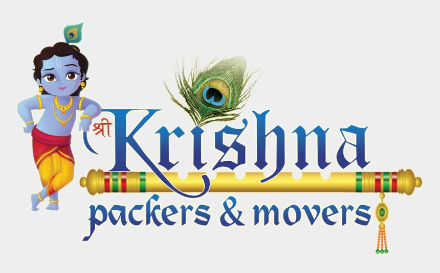 flute clipart, Cartoons - Flutes Clipart Shree Krishna - Shree Krishna Logo Png