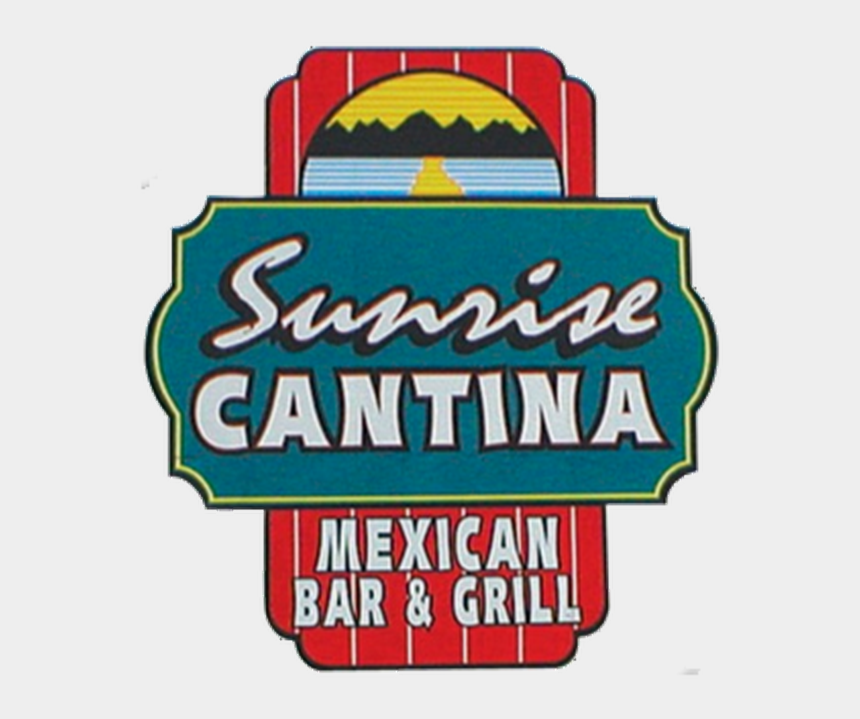 grill clipart, Cartoons - Sunrise Cantina Bar & Grill Clipart Sunrise Cantina