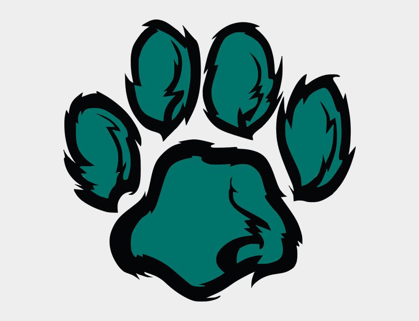 high school graduation clip art, Cartoons - Jag Paw - Coral Glades High School Logo