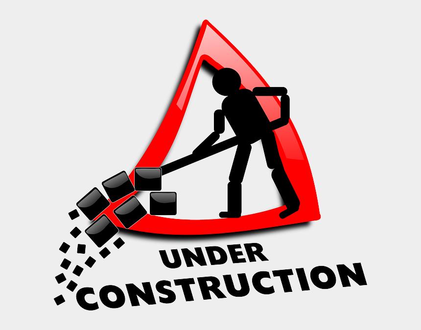 parking lot clip art, Cartoons - Under Construction Gif Animation