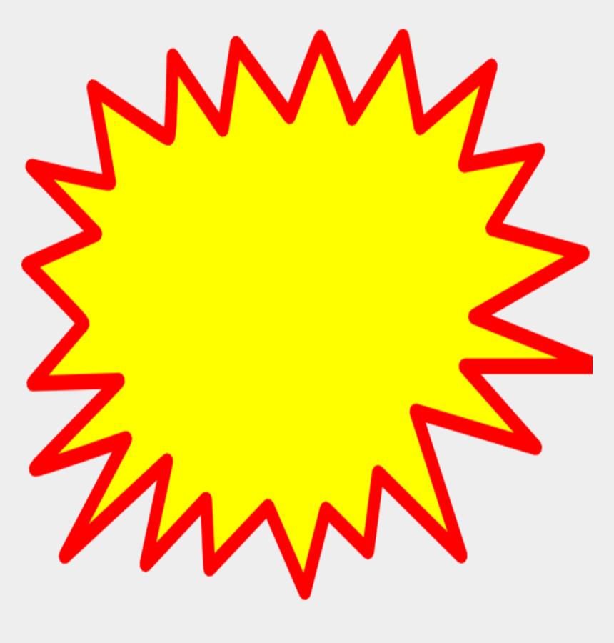 star burst clip art, Cartoons - Star Burst Clip Art