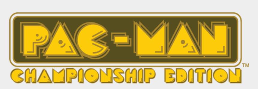 pac man clip art, Cartoons - Pac Man Championship Edition Dx