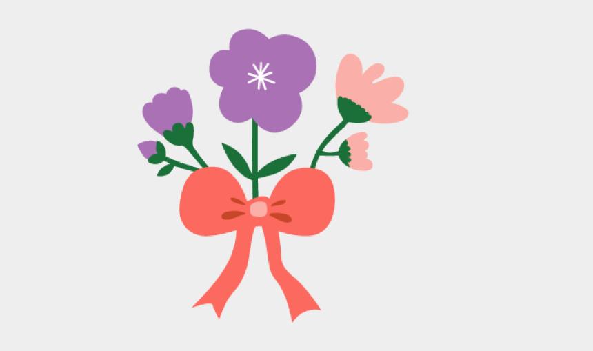 spring border clip art, Cartoons - #cute #pink #flower #rose #spring #border #frame #ribbon - Illustration