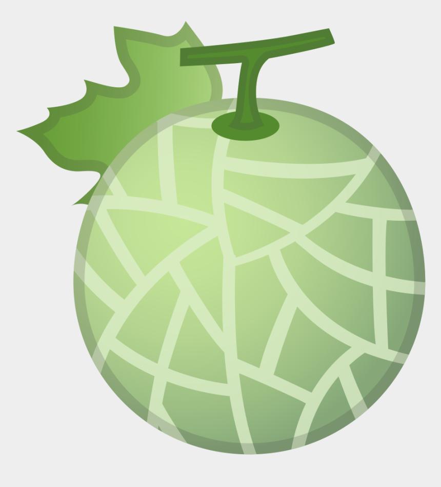 green apple clip art, Cartoons - Art - Melon Emoji