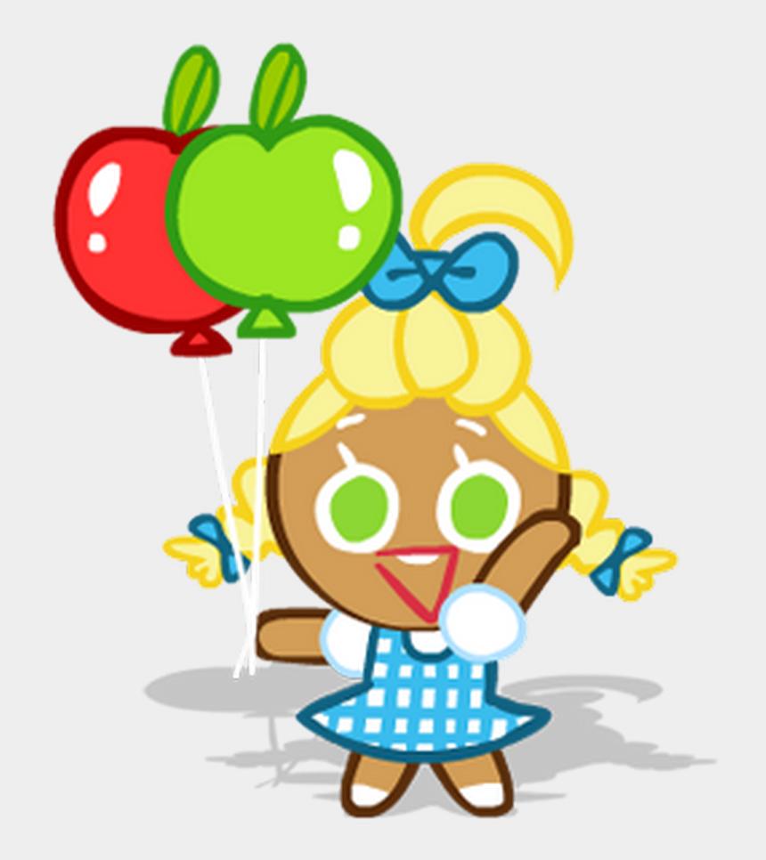 green apple clip art, Cartoons - Green Apple Cookie Cookie Run