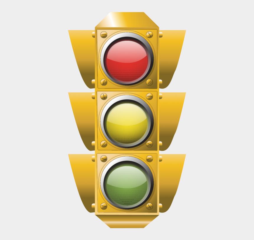 traffic light clip art, Cartoons - Traffic Light