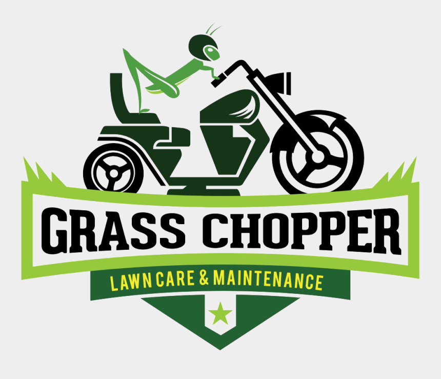 lawn care clipart, Cartoons - Grass Chopper Lawn Care And Maintenance