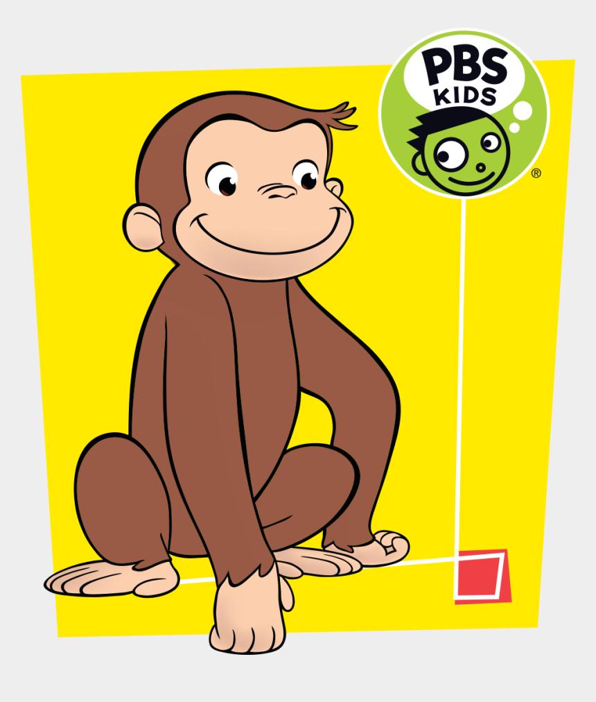 curious george birthday clip art, Cartoons - Curious George Birthday Clip Art