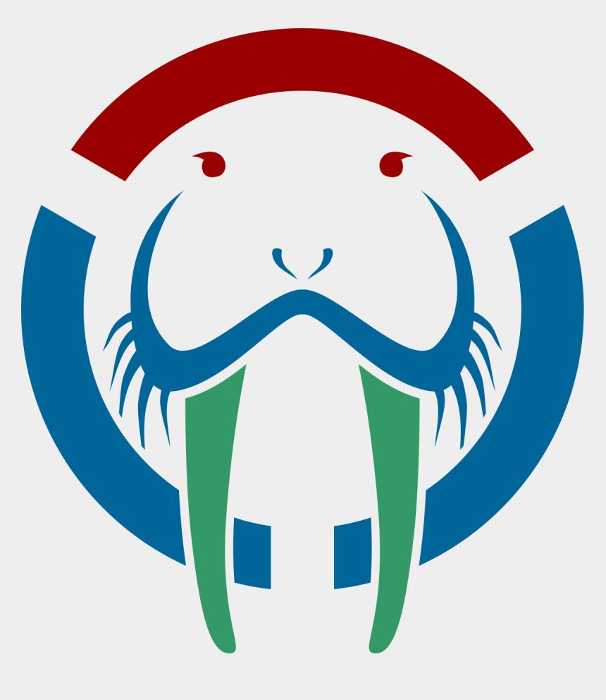 walrus clip art, Cartoons - Wikimedia Walrus