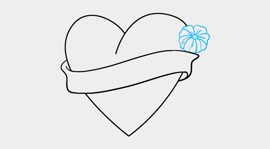 i love you clip art, Cartoons - How To Draw - Easy Drawing Of Love Heart