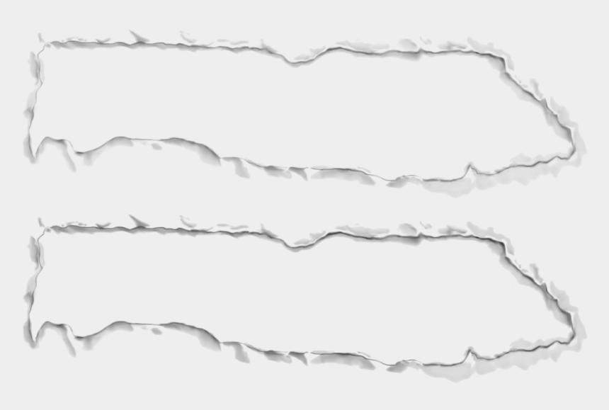 rip clip art, Cartoons - Paper Drawing Photography Clip Art - Transparent Paper Tear Png