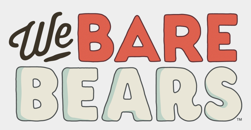 bears clip art, Cartoons - We Bare Bears