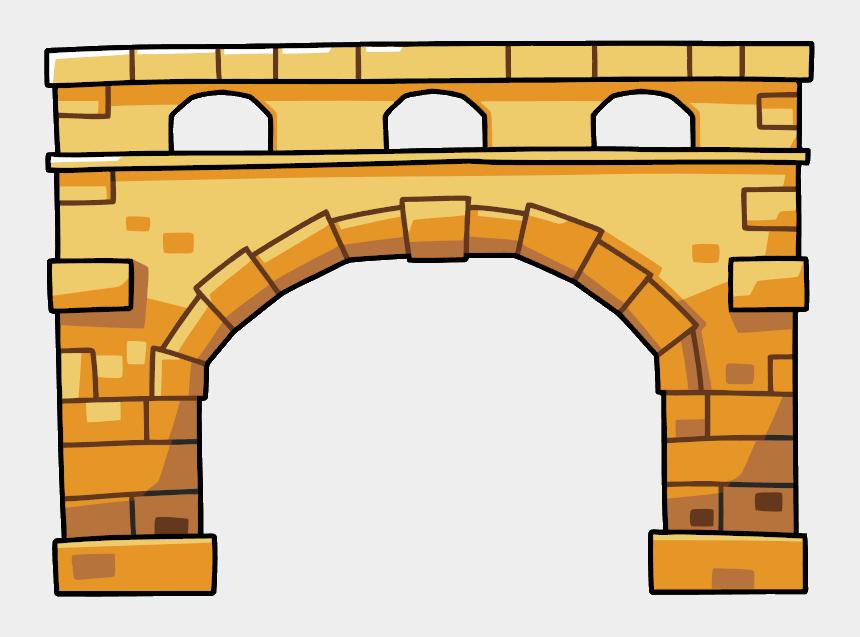 rome clip art, Cartoons - Aqueduct Clipart Roman - Roman Aqueduct Clipart
