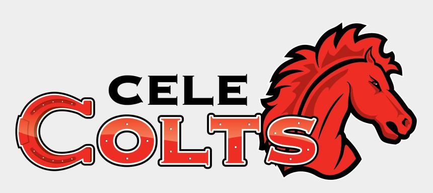 middle school clip art, Cartoons - Cele Logo - Logo Cele Middle School