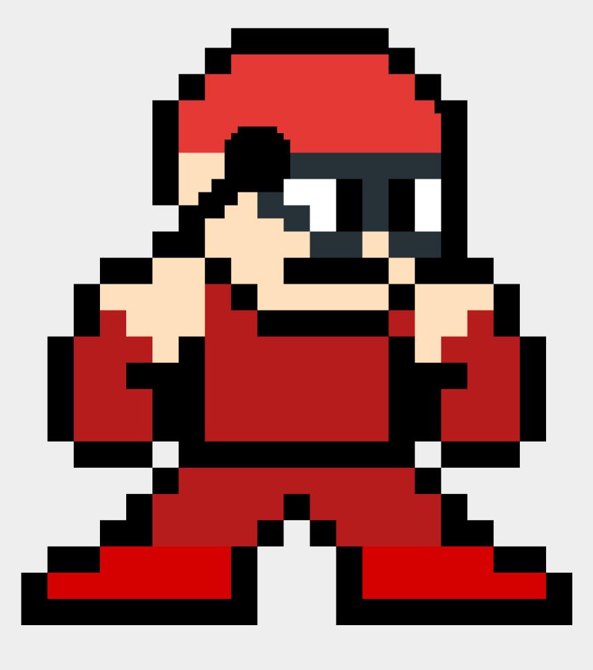 the flash clip art, Cartoons - Mega Man Piskel